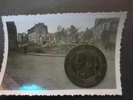 Le Havre - Photo Originale - Rue Flaubert Et Emile Encontre  - Bombardement 5 Septembre 1944 - BE - - Places