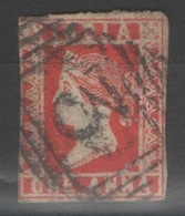 Inde Anglaise - British India - YT 3 Oblitéré - 1854 - 1854 Compagnie Des Indes