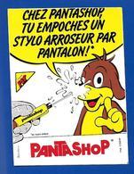 A.C. PIF PANTASHOP Stylo Arroseur - Autocollants