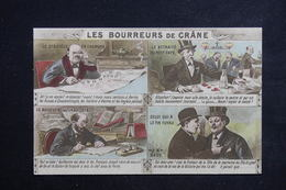MILITARIA - Carte Postale - Les Bourreurs De Crâne - L 22430 - Humoristiques