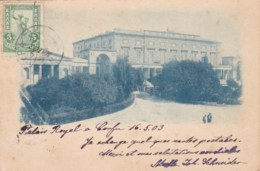 Grèce - CORFU - Palais Royal. - Grecia