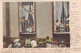 VENEZUELA - Saludo De CARACAS - Jugando Carnaval. - Venezuela