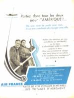 "PUB  ""  AIR FRANCE ""  1957  ( 2 ) - Aviation Commerciale"