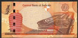 BAHRAIN P30 1/2 DINAR 2016 UNC. - Bahreïn