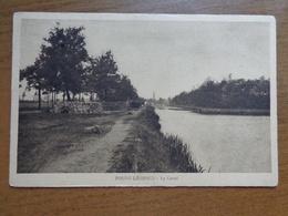 Bourg Léopold - Leopoldsburg, Le Canal -> Beschreven - Leopoldsburg