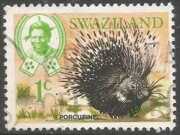 Swaziland. 1968 Animals. 1c Used. SG 162 - Swaziland (1968-...)
