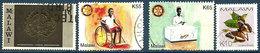 Malawi - 1969 Et Après - 4 TP - Oblitéré - Malawi (1964-...)