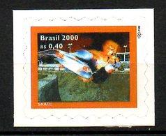 BRESIL. N°2594 De 2000. Skateboard. - Skateboard