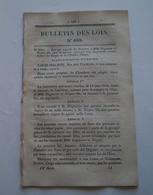 1839:procédé Photo: Pensions à Mrs Daguerre Et Niepce Fils. Salle Favart. Emprunt Gironde, Marseille. Impôt Privas... - Decrees & Laws