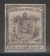 Venezuela - YT 7 (*) - 1861 - Venezuela