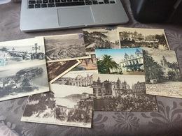 LOT De 280 CARTES POSTALES ANCIENNES DE MONACO - DROUILLE ET PETITES CARTES - Collections & Lots