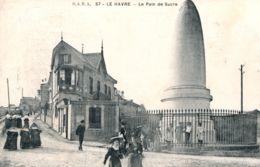 N°69837 -cpa Le Havre -le Pain De Sucre- - Cap De La Hève