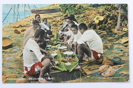 Amuraamaa (Dejeuner) Tahiti, Pre 1904 - Tahiti