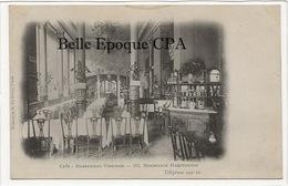 75 - PARIS 09 - 20, Boulevard Montmartre - Café-Restaurant VIENNOIS +++ ELD / E. Le Deley ++++ RARE / ÉTAT - Arrondissement: 09