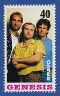 169 BRAVO-STAR-MARKE - 25.06.92 Ausgabe 27 -- Genesis - Erinnophilie