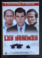 Les Hommes - Marcel Bozzuffi - Michel Constantin - Henry Silva . - Policiers