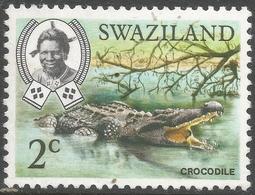 Swaziland. 1968 Animals. 2c MH. SG 163 - Swaziland (1968-...)