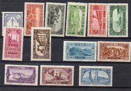 SYRIE 1925 * 2 P. DEFECTEUX - Syrie (1919-1945)
