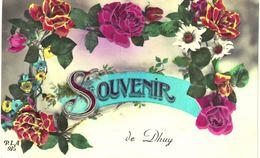 DHUY  Souvenir. - Eghezée