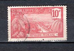 GUADELOUPE N° 59 OBLITERE COTE  0.50€   MONT  HOUELMONT - Oblitérés