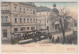 Kotzschenbroda (mooir Tram - Meissner Strasse) - Hongrie