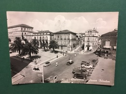 Cartolina Giulianova - Piazza Belvedere - 1968 - Teramo