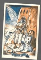 HOGGAR 1916 Exposition Documentaire Et Artistique CHARLES DE FOUCAULD L'AFRICAIN Hotel National Des Invalides 2 Exemplai - Images Religieuses