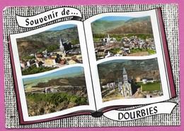 30 Gard Cevennes DOURBIES Env De Le Vigan Saint Hippolyte Du Fort Trèves Mont Aigoual - France