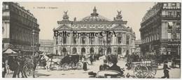 """75 - PARIS 09 - L'Opéra - #1 +++ C. L. C. / ELD / E. Le Deley ++++ Carte Postale Dite """" Mignonnette """" - Arrondissement: 09"""