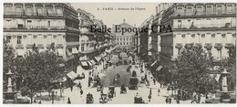 """75 - PARIS 02 - L'Opéra - #2 +++ C. L. C. / ELD / E. Le Deley ++++ Carte Postale Dite """" Mignonnette """" - Arrondissement: 02"""