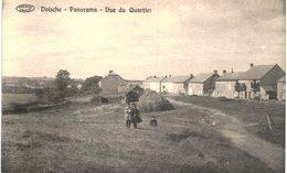 DOISCHE   Panorama  Vue Du Quartier. - Doische