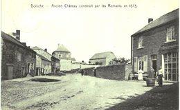 DOISCHE   Ancien Château Construit Par Les Romains En 1573. - Doische