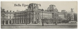 """75 - PARIS 01 - Place Du Carrousel - #51 +++ C. L. C. / ELD / E. Le Deley ++++ Carte Postale Dite """" Mignonnette """" / 1904 - Arrondissement: 01"""
