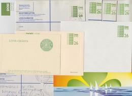 Irlande. Petit Lot De 18 Entiers Postaux Différents - Entiers Postaux