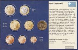 Greece Grams 4 2002 G Stgl./unzirkuliert With Geheimzeichen 2002 Kursmünze 10 Cent - Greece