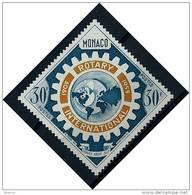 "Monaco YT 440 "" Rotary International 30F. "" 1955 Neuf** - Nuevos"