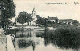 CHAMPILLET - Frankreich