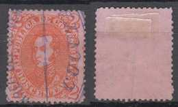 Colombia Mi# 90 Used 2c Persons 1886 Nice Postmark - Colombia