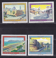 ITALIE, N° 1583/1586, Alghero,Bardonecchia,Riccione, Taranto , Neuf**, ( W1904/034) - 1946-.. République