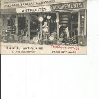 75-PARIS RUGEL ANTIQUAIRE 2 RUE D HAUTEVILLE - Paris (10)