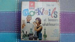 Marabout FLASH N° 58 Tous Les Cocktails Et Boissons Rafraichissantes - Gastronomia
