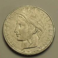 1995 ND - Italie - Italy - 100 LIRE (R), 50è Anniv F.A.O. KM 180 - Commémoratives