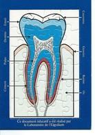 Carte Puzzle Pub Du Labo Elgydium-spécial Pour Les Dentistes - Puzzles