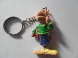 Porte Clefs Uderzo Galois - Asterix & Obelix