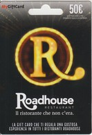 Gift Card Italy Roadhouse (50) - Gift Cards