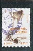 FRANCE 2018 SUZANNE NOEL OBLITERE - YT 5203 - France