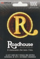 Gift Card Italy Roadhouse (100) - Gift Cards