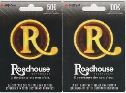 Gift Card Italy Roadhouse 2 Cards - Gift Cards