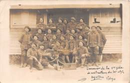 88 - Vosges / 10034 -  Deyvillers - Belle Carte Photo - Militaria - Mitarilleuse - France
