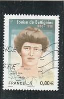 FRANCE 2018 LOUISE DE BETTIGNIES OBLITERE YT 5266 - France
